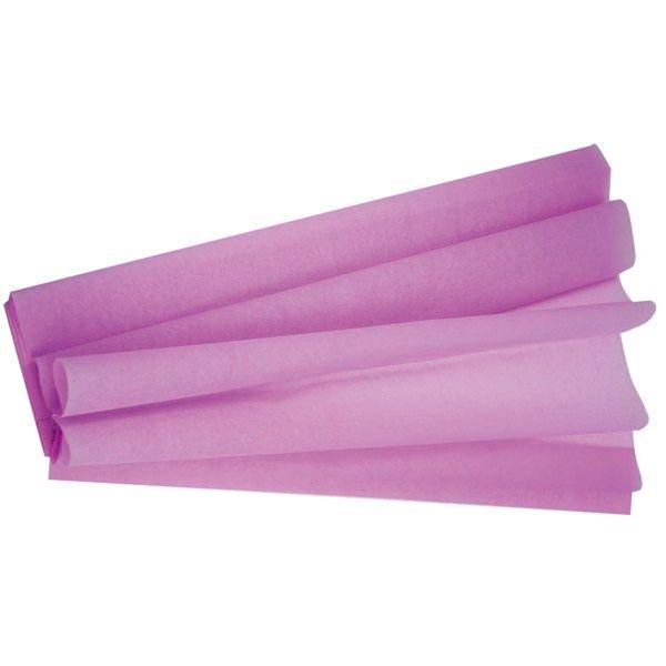 feuille crépon lilas pas cher