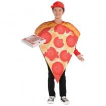 DÉGUISEMENT PIZZA ENFANT