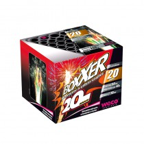 BATTERIE BOXER TRIANGLE 20 COUPS