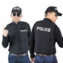 GILET PARE-BALLES POLICE