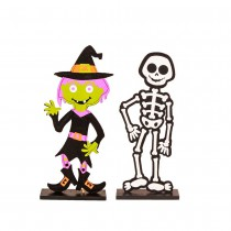 CENTRE DE TABLE HALLOWEEN FEUTRINE 30,5CM