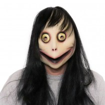 MASQUE MOMO CHALLENGE LATEX