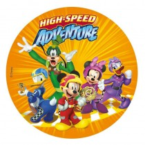 1 DISQUE AZYME MICKEY & FRIENDS ™ 20 C