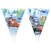 1 GUIRLANDE PLASTIQUE 2,3M CARS ICE