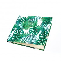 1 LIVRE D\'OR TROPICAL 21 X 21 CM