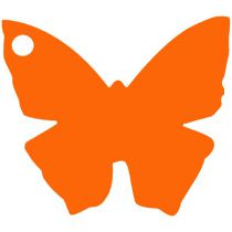 10 MARQUE PLACES PAPILLON ORANGE