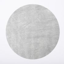 10 SETS DE TABLE ROND - ARGENT