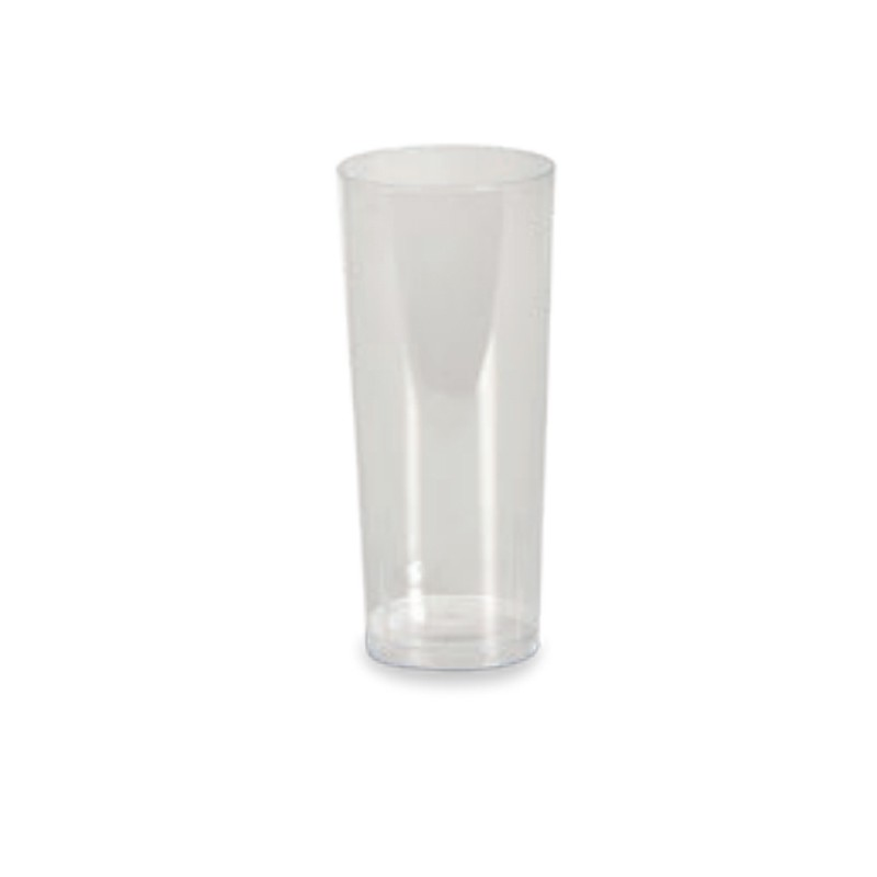 10 VERRES LONG DRINK CRISTAL 30 CL