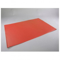 100 SET DE TABLE PAPIER 60GR-ROUGE