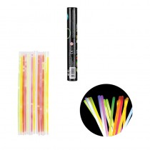 15 LUMIOSTICKS MULTICOLORES