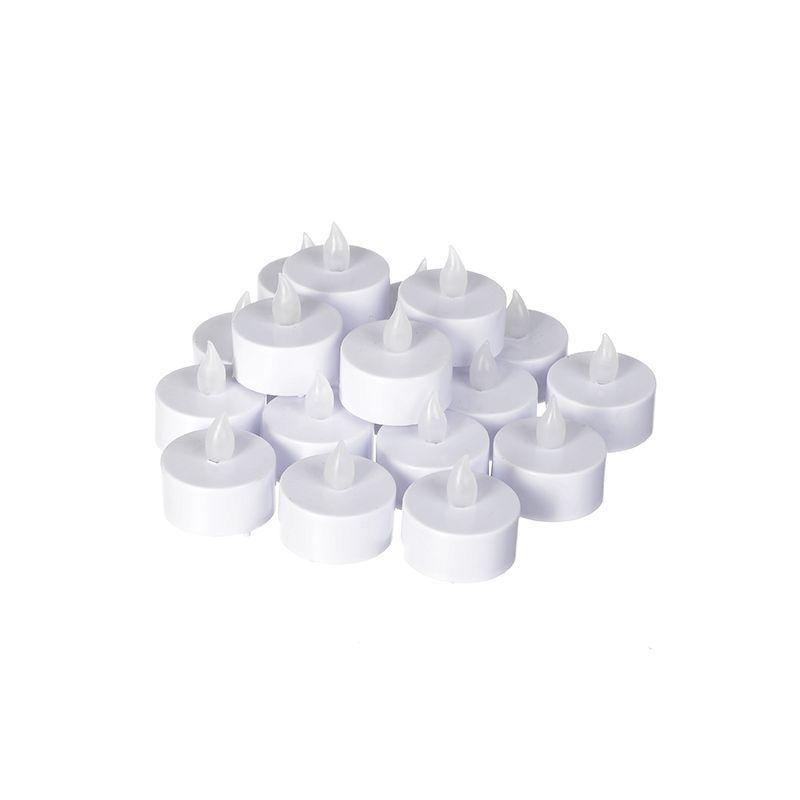 bougie LED chauffe-plat