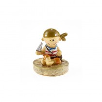 2 PIRATES ENFANT 4CM
