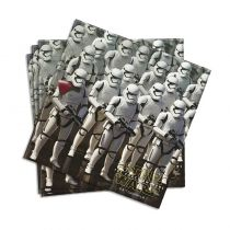 20 SERVIETTES STAR WARS VII