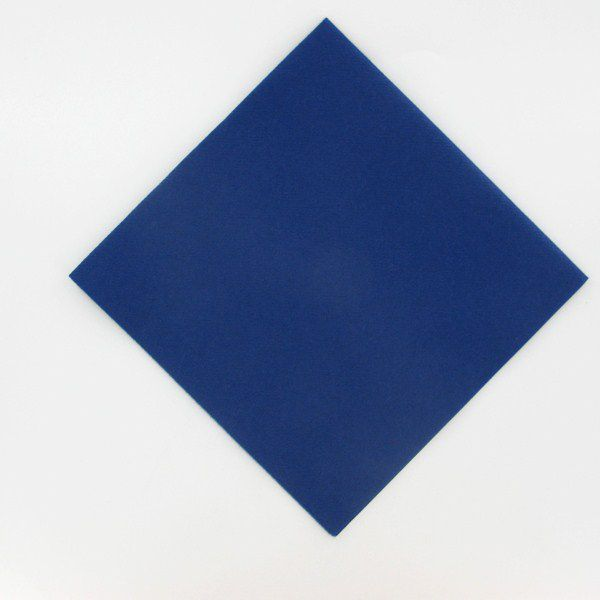 25 SERVIETTES 40*40 - BLEU ROYAL