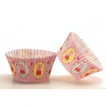 50 CAISSETTES CUPCAKES PEPPA PIG