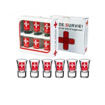 6 SHOOTERS KIT DE SURVIE