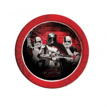 8 ASSIETTES STAR WARS NEW