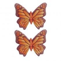 décoration en azyme comestible papillon décor gâteau