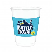 8 VERRES BATTLE ROYAL 47 CL
