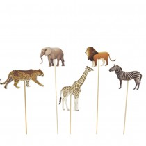 ANIMAL SAVANE SUR PIC 25X9X0.5CM