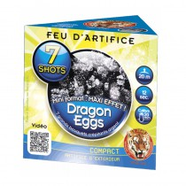 ARTIFICE COMPACT 7 COUPS DRAGON EGGS