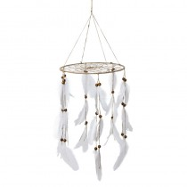ATTRAPE RÊVES INDIEN SUSPENSION BOHO 33 X 85 CM