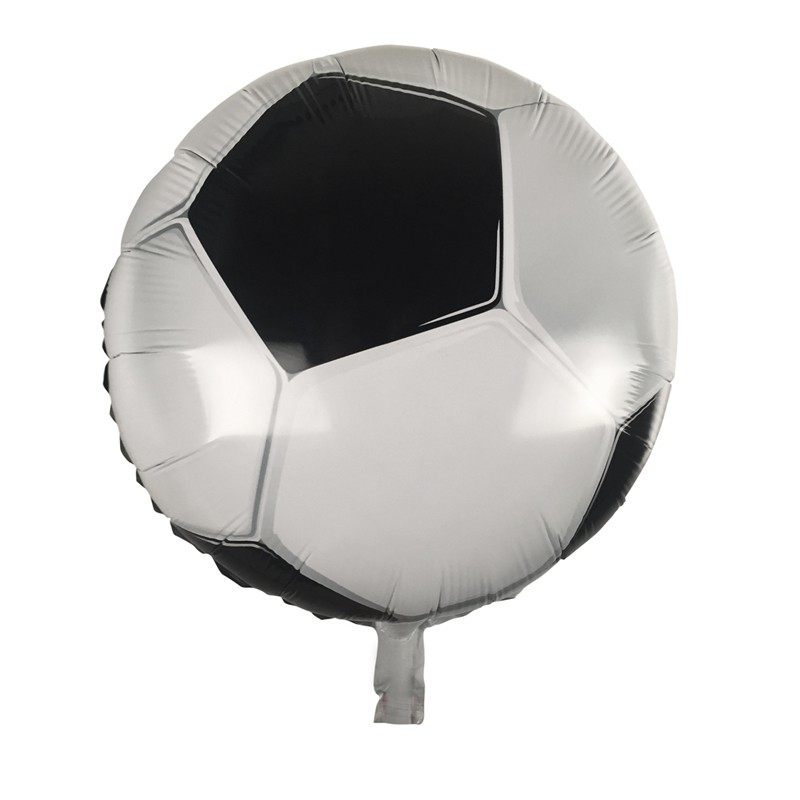 BALLON ALU 45 CM BALLON DE FOOTBALL