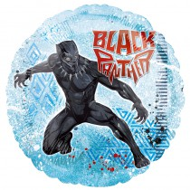 BALLON ALU BLACK PANTHER