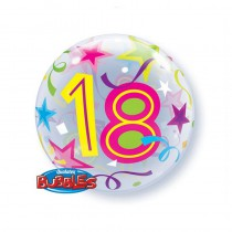 BALLON BUBBLE 22\' 18 ANS