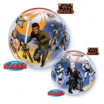 BALLON BULLE 55 CM STAR WARS REBELS