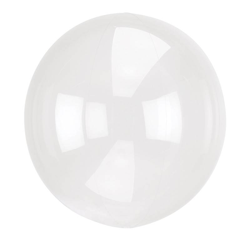 BALLON BULLE TRANSPARENT CLAIR