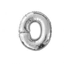Ballon aluminium lettre O