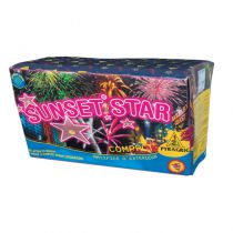 BATTERIE 50 COUPS SUNSET STAR