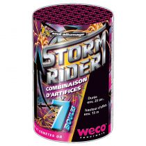 BATTERIE STORM RIDER WECO