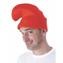 BONNET NAIN ROUGE ADULTE