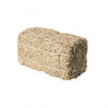 Botte de paille 25 cm décoration de pâques