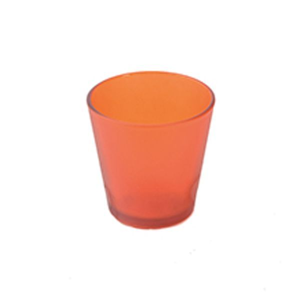 BOUGEOIR 6.5CM - ORANGE