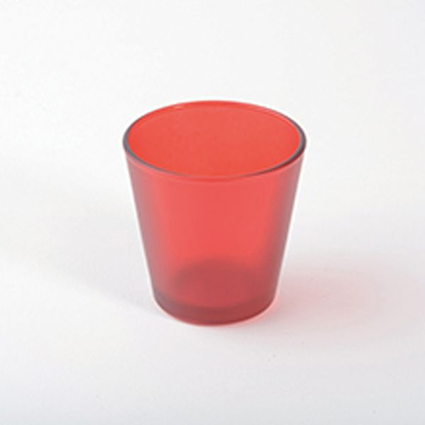 BOUGEOIR 6.5CM - ROUGE