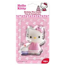 BOUGIE 8CM HELLO KITTY