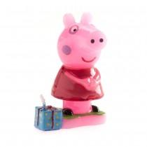BOUGIE 8CM PEPPA PIG