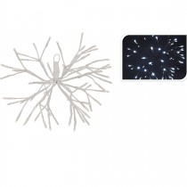 BOULE BRANCHES BLANCHES 64 LED