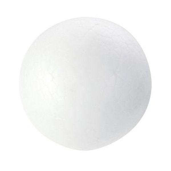 Boule polystyr ne 8 cm id e d co pas cher - Boule transparente pas cher ...