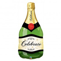BOUTEILLE CHAMPAGNE ALU