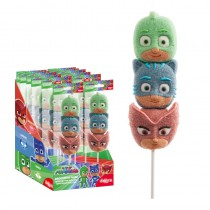 BROCHETTE MALLOW PJMASKS 30 GRAMMES