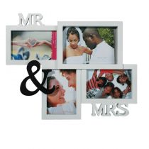 Cadre multi vues mariage