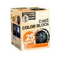 CAKE COLOUR BLOCK 25S