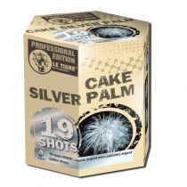 CAKE SILVER PALM 19S