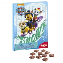 CALENDRIER AVENT PAW PATROL 50GR