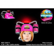 CASQUE ANTI SOIF GYROPHARE MISS