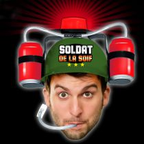 CASQUE ANTI-SOIF GYROPHARE SOLDAT